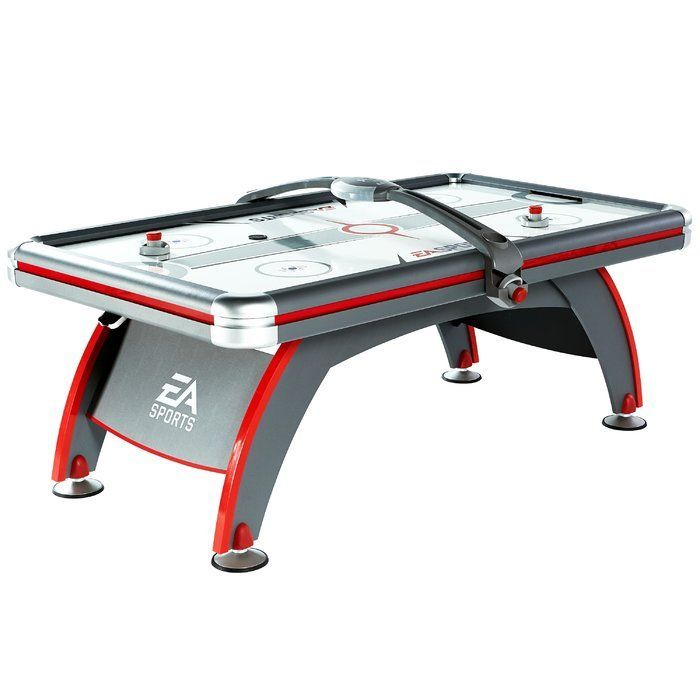 84 4 Player Air Hockey Table With Digital Scoreboard Air Hockey Table Air Hockey Hockey