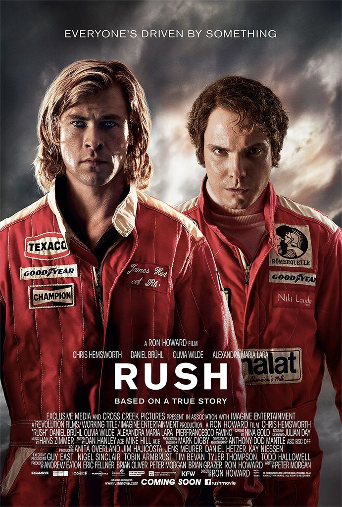 At the last Grand Prix in Monza, Magneti Marelli showed Rush, the new movie by Ron Howard. Framing the poster with AR-Code you can enjoy many interactive contents.
