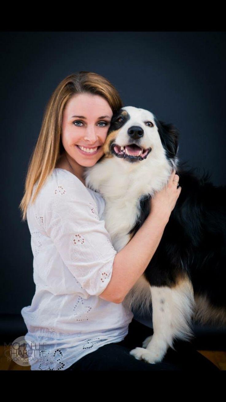 Une relation de confiance avec notre partenaire animalier est primordiale en zoothérapie! Lili était la meilleure des partenaires. Elle prend maintenant sa retraite car son était de santé est précaire.  Nous la remercions pour ses loyaux services ❤️ #australianshepherd #dog #zootherapie #love #bestfriend