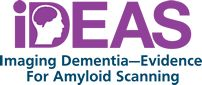 Imaging Dementia – Evidence for Amyloid Scanning (IDEAS) Study. Provides Amyloid Imaging for Medicare Recipients When The Cause of Cognitive Decline is Uncertain - Alzheimer's Association, American College of Radiology and American College of Radiology Imaging Network