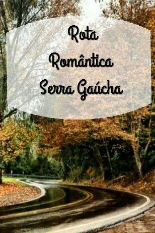 A Rota romântica é um conjunto de estradas que ligam a capital gaúcha à região de Gramado, passando por várias cidades turísticas, cada uma com seus atrativos característicos. As estradas que compõem a rota são a BR 116, a RS 235, a VRS 865, a VRS 873 e a Estrada para Linha Nova, o que dá várias opções de trajeto ao turista.