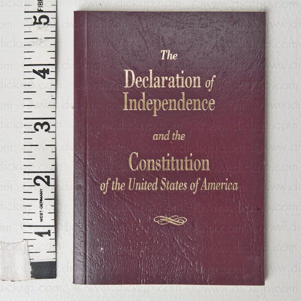 Know your rights and cite the amendment and article on the spot. Protect yourself and you civil liberties. $5.oo www.dickyp.com