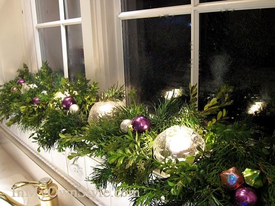Indoor Christmas Lights Decorating Ideas