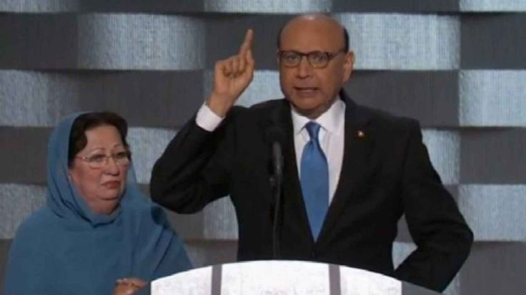 Khizr Khan, Servant of the Global Umma His son died in service of the U.S. military; now his father is using his memory to advance a different cause.