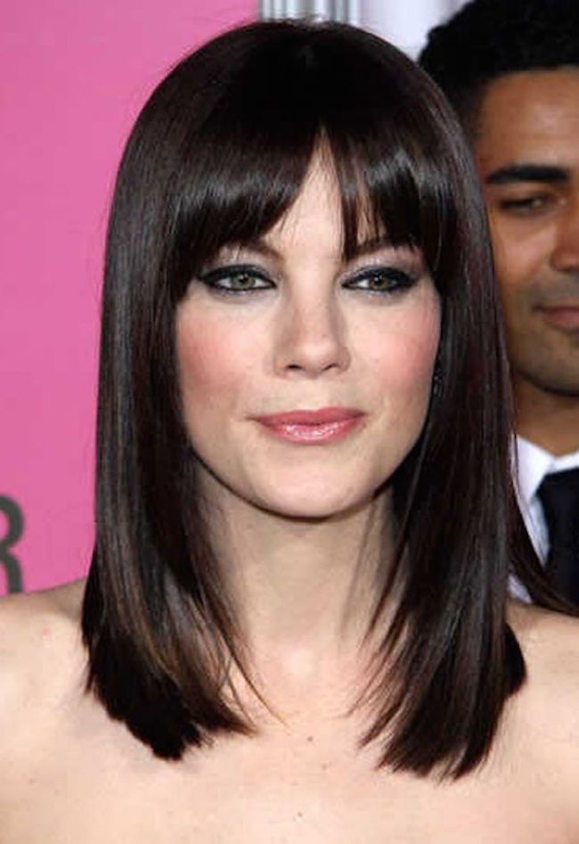 short haircuts with bangs for round faces 25 best ideas about bangs on 2618 | 18bd505f33222d18c59ed9035dacced4