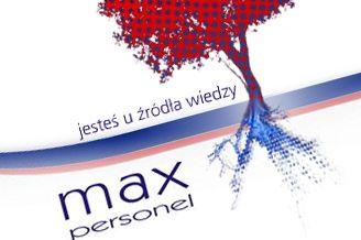 MAX Personel - doradztwo, szkolenia, pośrednictwo pracy.