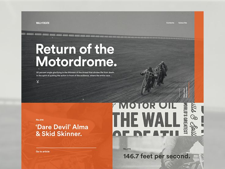 Return of the Motordrome by Drew Rios