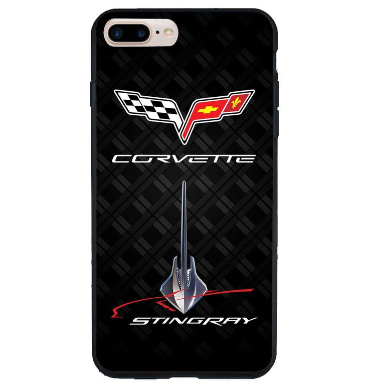 Corvette Stingray Chevrolet Logo Print On Hard Plastic Cover Case For iPhone6/6s #UnbrandedGeneric #Cheap #New #Best #Seller #Design #Custom #Case #iPhone #Gift #Birthday #Anniversary #Friend #Graduation #Family #Hot #Limited #Elegant #Luxury #Sport #Special #Hot #Rare