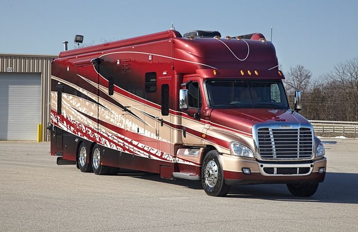 Ikon by renegade renegade rv if i ever won the for Custom motor coach builders