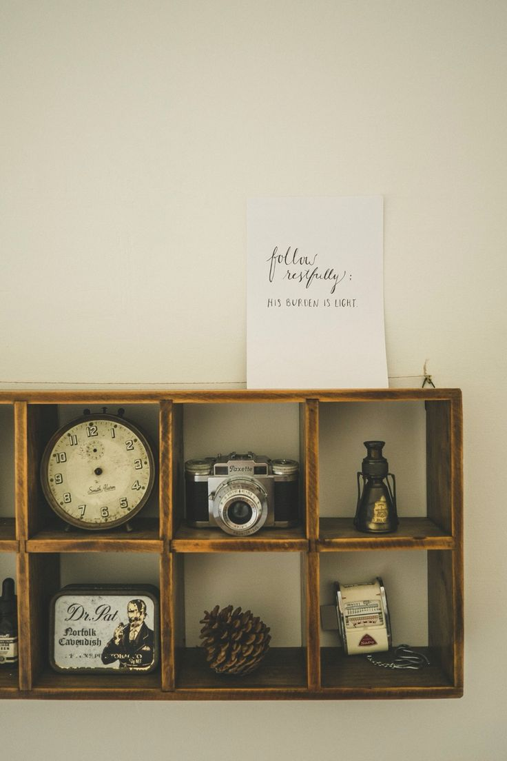The Vintage Home Decor That Wants To Make You Want Time Travel. The Vintage  Style Nice Design