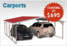 Metal Carports For Sale in Colorado : Metal Carports: Eagle Metal Carports, RV Covers, Metal Garages and Barns - Metal Carports USA