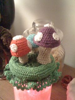 Ravelry: Tiny mushrooms pattern by Layla Smith