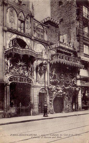 [Paris: Cabaret du Ciel / Cabaret de l'Enfer]