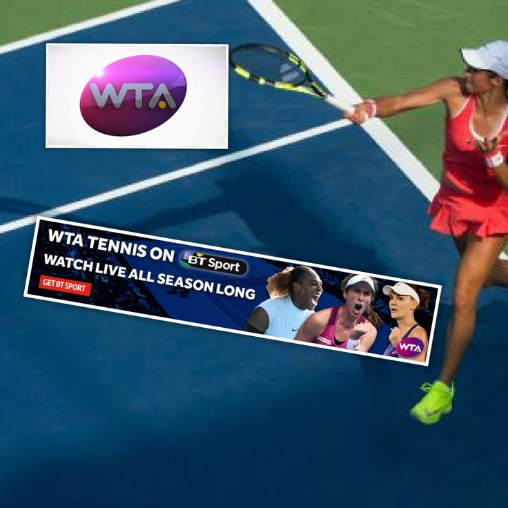 Watch Live WTA Tennis on BT Sport: Check out the Latest Fixtures, Results and Reviews tidd.ly/bc1774f2