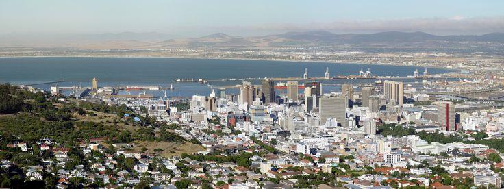 Cape Town CBD. #SouthAfrica #business #work | www.savisas.com |