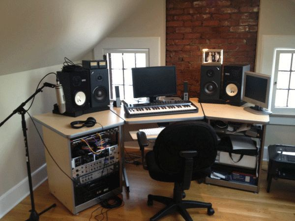 270 Best Images About Home Recording Studio Ideas On
