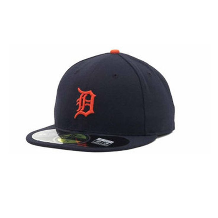 MLB New Era Detroit Tigers MLB Authentic Collection 59FIFTY Fitted Hat