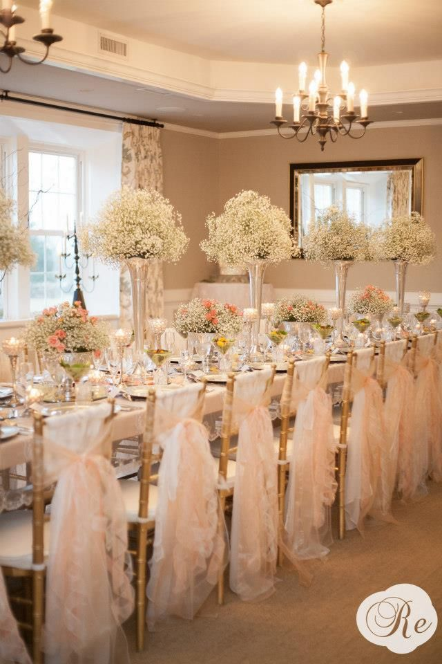 25 best ideas about inexpensive wedding centerpieces on for Simple wedding reception centerpieces