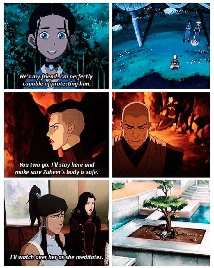 """905 curtidas, 3 comentários - Avatar Fan Account (@thelegend._.of._.korra) no Instagram: """"People will always protect those they love❤️"""""""