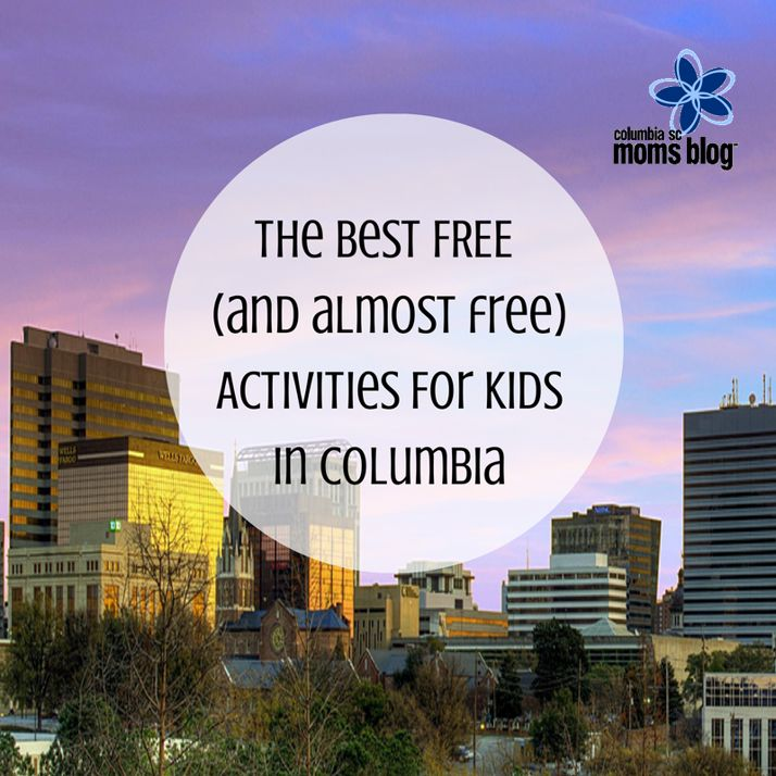 The Best FREE (and almost free) Summer Activities for Kids in Columbia | Columbia SC Moms Blog