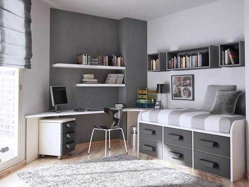 black bedroom ideas inspiration for master bedroom designs cool teen bedroomsteenage boy - Bedroom Ideas Teenage Guys