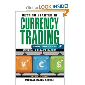 how to get started in currency trading book