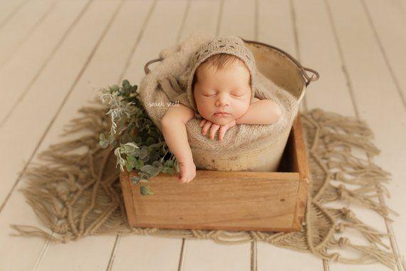 Newborn Photo Prop Newborn Blanket Newborn Prop Newborn Prop
