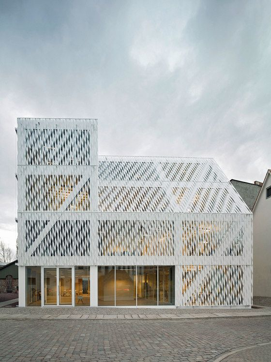 Neubau des Hauptsitzes der Kulturstiftung des Bundes