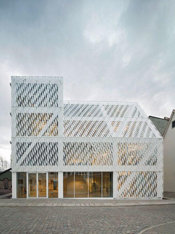 Neubau Sitz der Kulturstiftung des Bundes | Halle an der Saale, Germany | Dannheimer & Joos Architekten