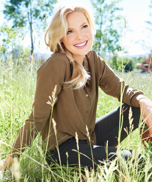 Katherine Heigl Good Housekeeping Interview - Katherine Heigl's Children - Good Housekeeping