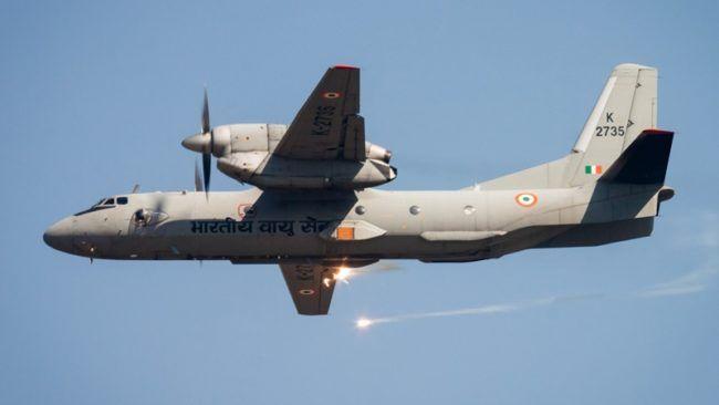 Pesawat India berpenumpang 29 orang dilaporkan lenyap