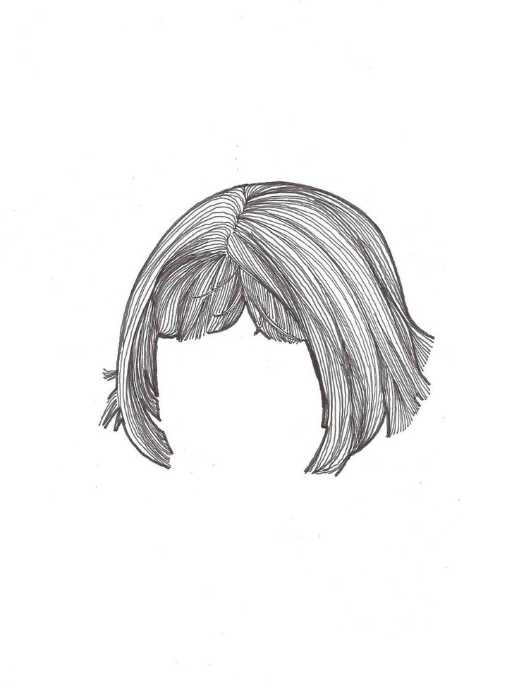 REPIN if you can recognize Amelie by her hair alone. Amelie - fan art.