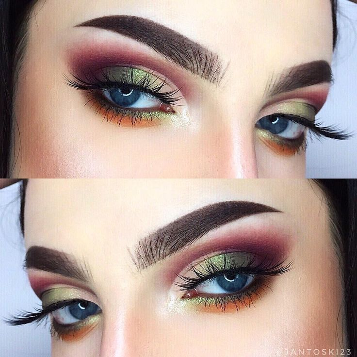 """104.9k Likes, 304 Comments - Anastasia Beverly Hills (@anastasiabeverlyhills) on Instagram: """"Beautiful @jantoski23 BROWS: #Dipbrow in Ebony EYES: SUBCULTURE PALETTE #subculture"""""""