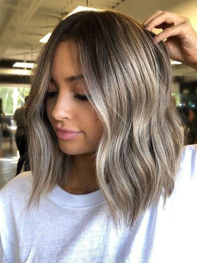30 Best Hairstyle For Women Short Medium Long Length Haircut Flymeso Blog Short Hair Balayage Hair Color Balayage Balayage Hair