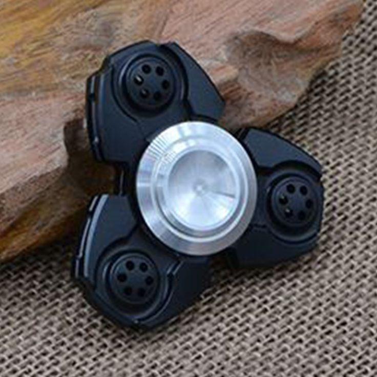Hand Spinner Metal Fidget Spinner Top Finger Spinner EDC Spin Spinning Aluminum Custom Bearing Anti Stress Wheel Fidget Toys  #Affiliate