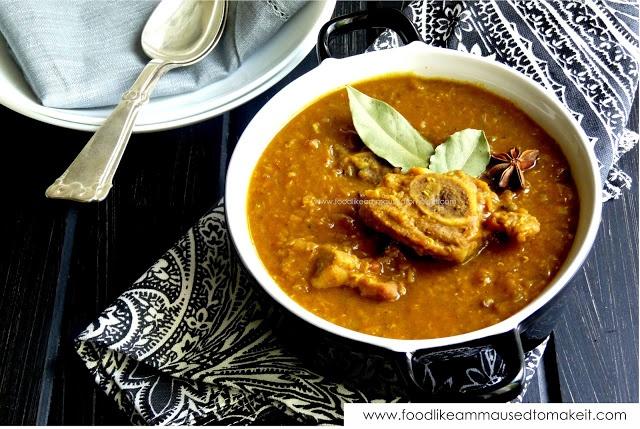 Food Like Amma Used To Make It: Dhal Gosht Recipe