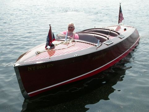 Top 25 ideas about vintage boats on pinterest wooden for Chris craft boat restoration