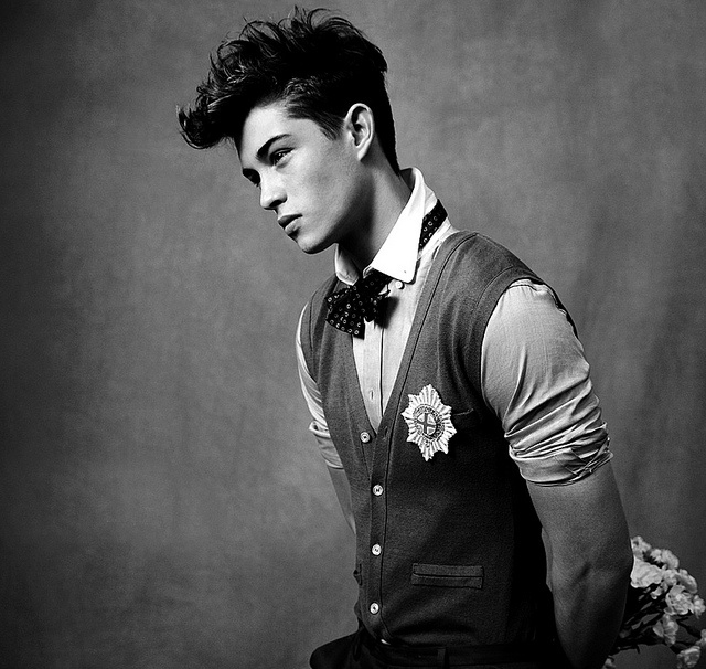 Hair reference   Also he's hot   francisco lachowski