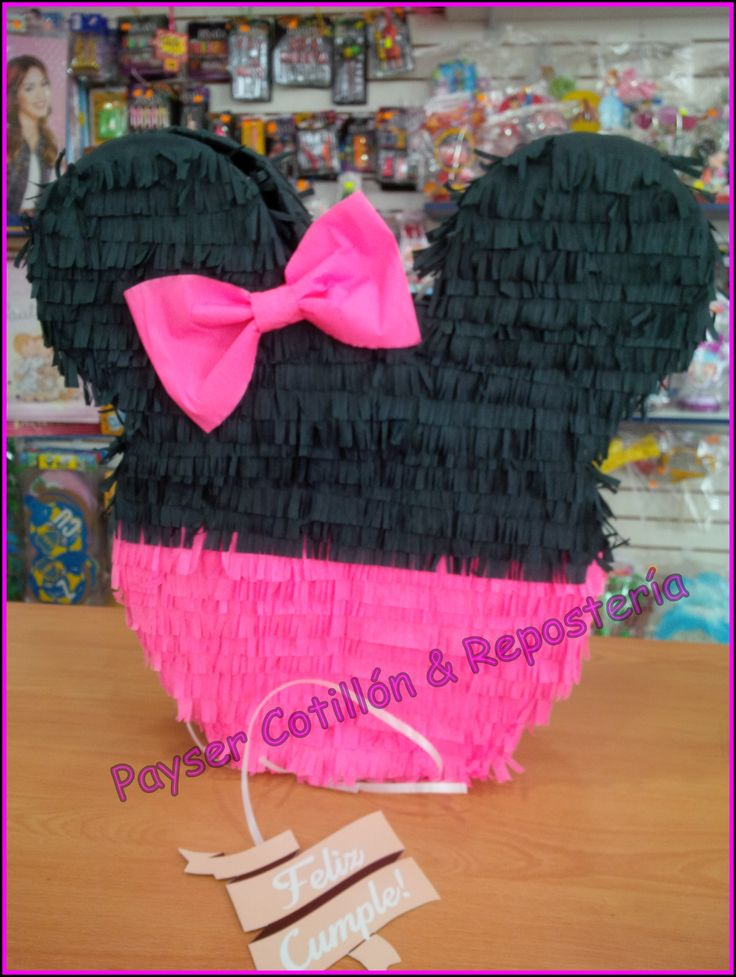 Piñata Mexicana de Minnie.