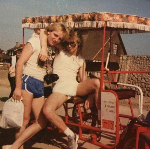 Phil Collen and Steve Clark - Def Leppard