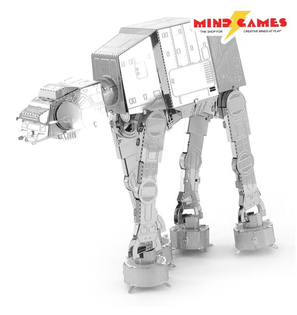 If you love Star Wars, you'll love these 3D Metal Star Wars Models Kits. These beautifully detailed metal models feature some of the most popular and iconic ships (and robots!) from the Star Wars universe.