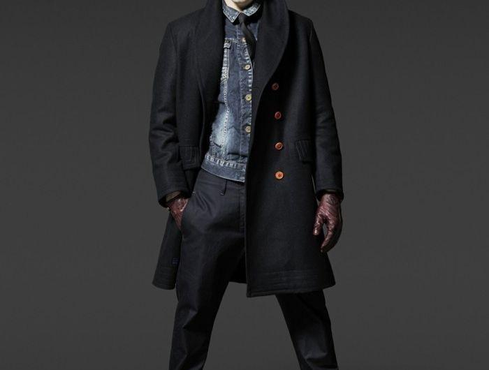 60 variants pour porter le manteau pour homme avec du style