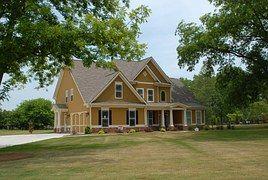 Νέο Σπίτι, Κατασκευή, Ακινήτων