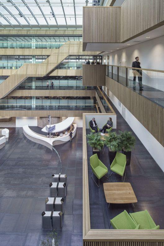 Fluor HQ Office / Hoofddorp,The Netherlands