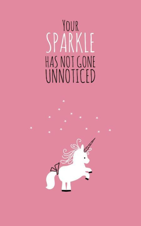 Are you a sparkly unicorn? Perhaps you are a dark unicorn!