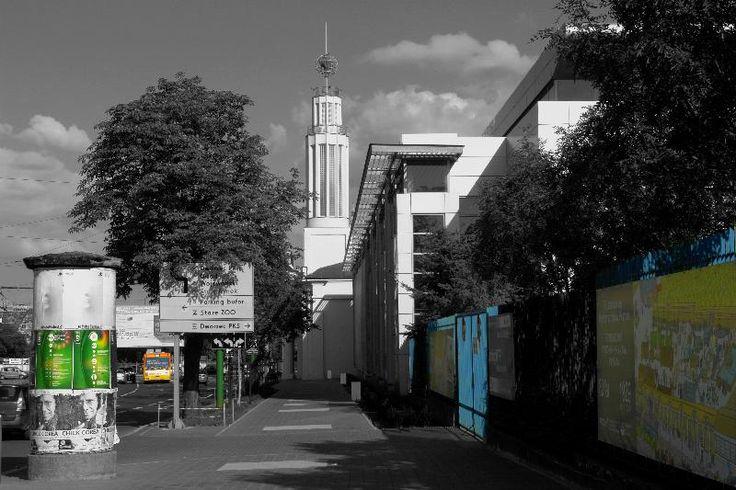 Ulica Grunwaldzka... Grunwaldzka street..