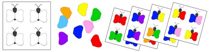 Игра «Бабочка модница» — Сайт Татьяны Сороки — раннее развитие, развивающие игры для детей. Яркая, неуловимая, загадочная бабочка, которую можно бесконечно переодевать наверняка привлечет внимание ребенка. Игра очень хорошо стимулирует мгновенную память. В игре множество уровней сложности, от самых простых, где всего один-два цвета, до самых сложных, где у 4 бабочек все крылья разных цветов и в разной последовательности. Переходя постепенно от одного уровня к другому, ребенок и не заметит…