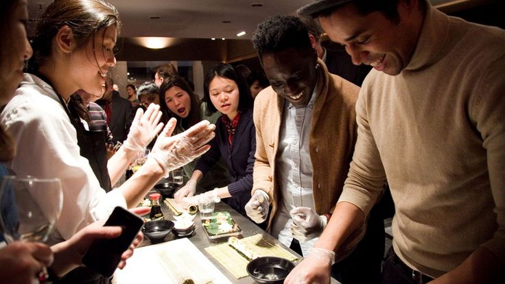 Sushi Course London - Best Cooking Courses London