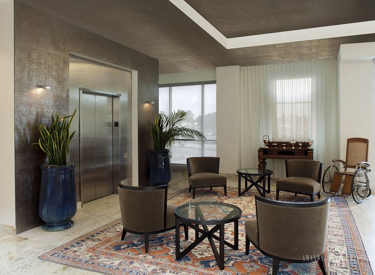 Amanda Webster Design: Commercial Interior Design - duPont Testamentary Trust / Photo by Neil Rashba