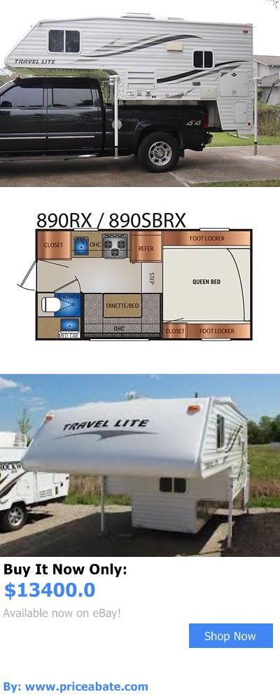rvs: Travel Light 2011, Never Been Used, Truck Camper BUY IT NOW ONLY: $13400.0 #priceabatervs OR #priceabate